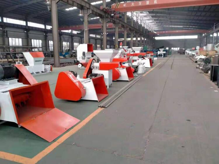 China factory for eps recycling machines