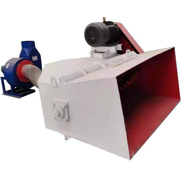 EPS foam crusher machine with blower